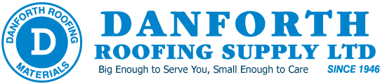 Danforth Roofing Supply Ltd | Roofing Supplies Toronto