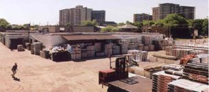 roofing supply yard